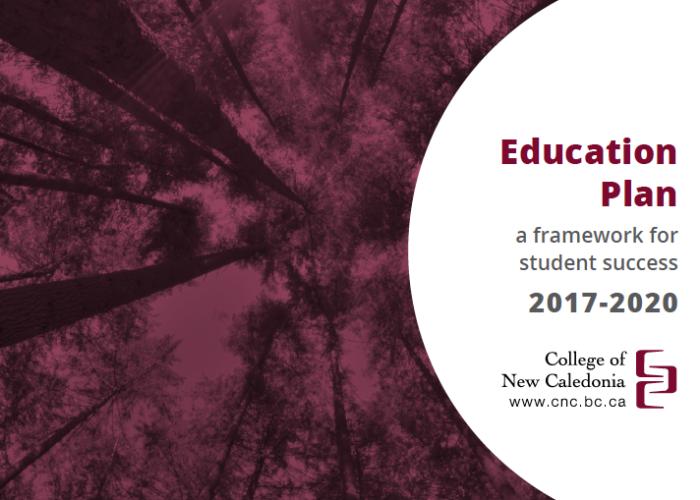 CNC Education Plan 2017-2020