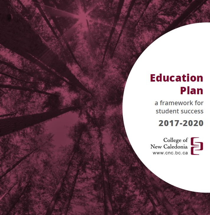 CNC Education Plan 2017-2020