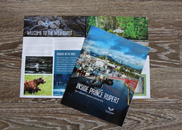 Prince Rupert Tourism Pamphlet